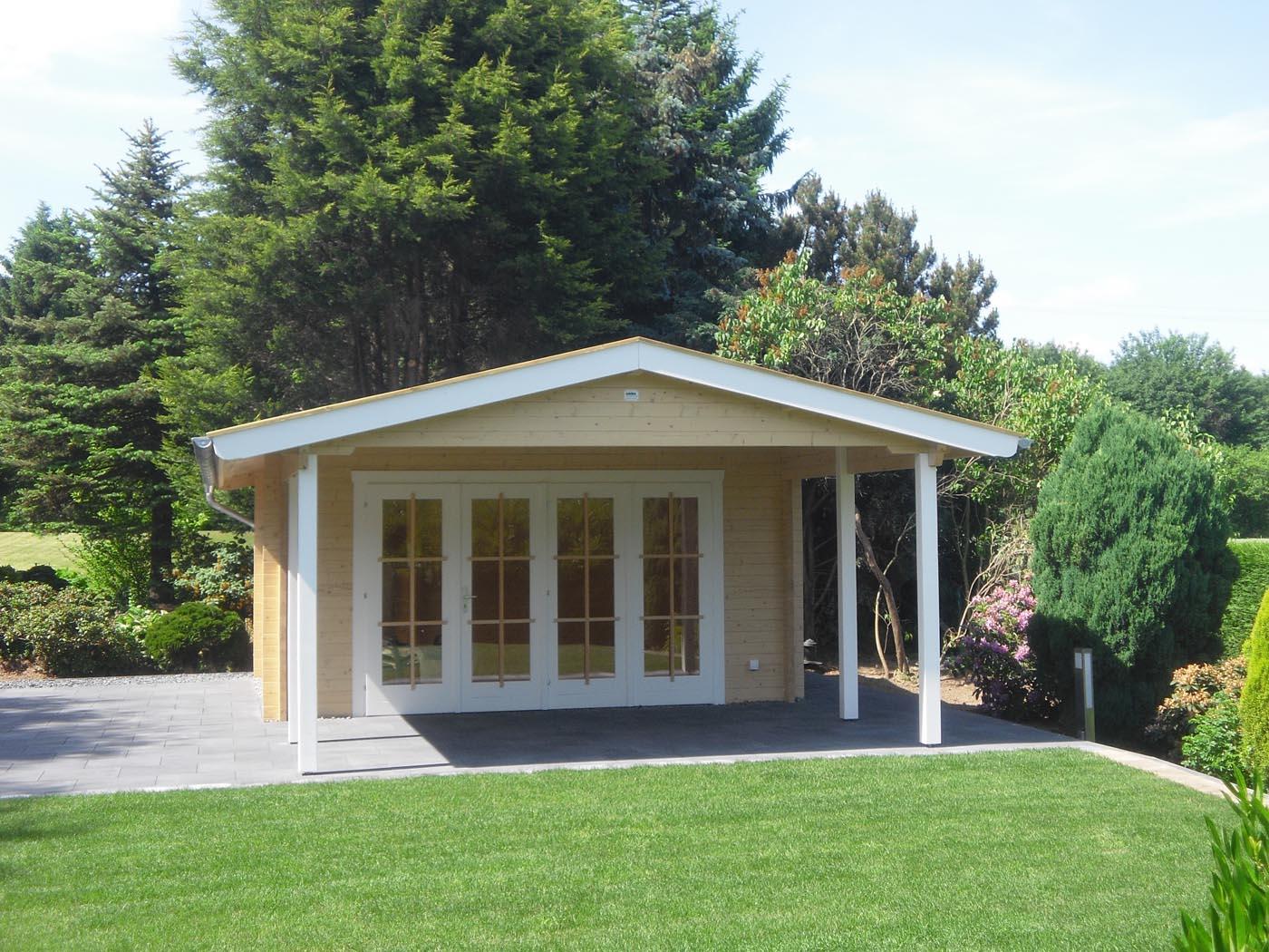 Individuelle Gartenhäuser nach Ihren Vorstellungen - Kranenberg