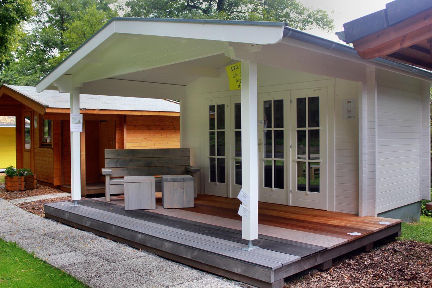 gartenh user und ger teh user von kranenberg blockhaus. Black Bedroom Furniture Sets. Home Design Ideas